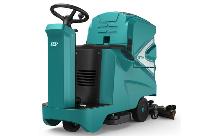 车zhan用驾shi式洗地机T90