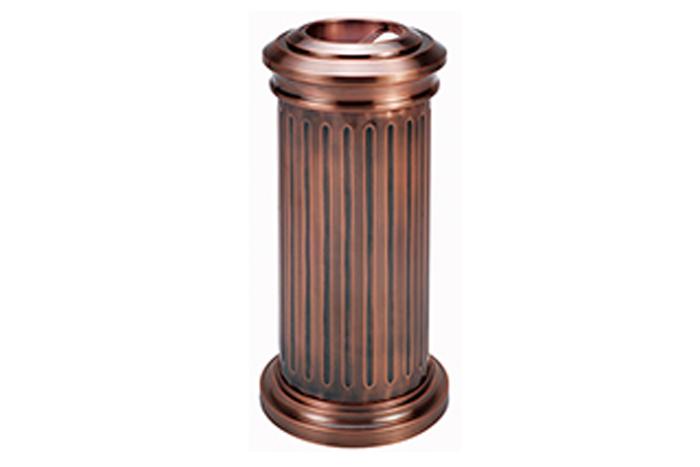 座diyan灰桶欧式垃圾桶-1