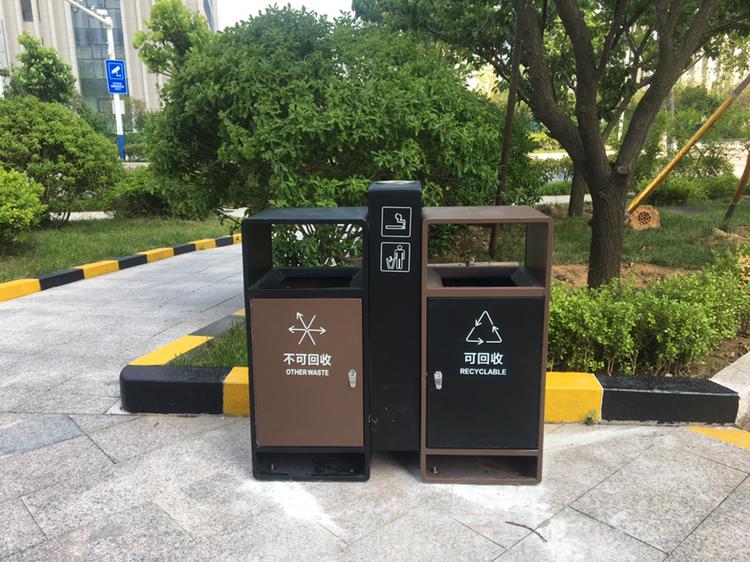 户wai两分lei垃圾桶NH-232