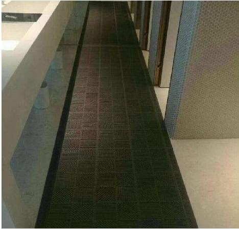 公共xi手间防滑di垫