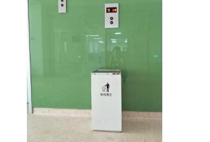 订制qing岛内分泌医院单桶垃圾桶